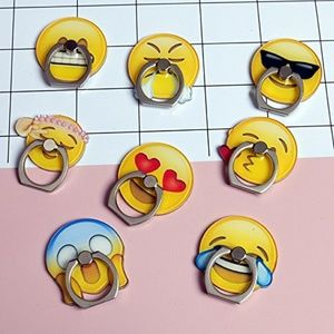 Emoji shape phone rings (LOL)